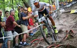 International mountain bike race XCO Samobor