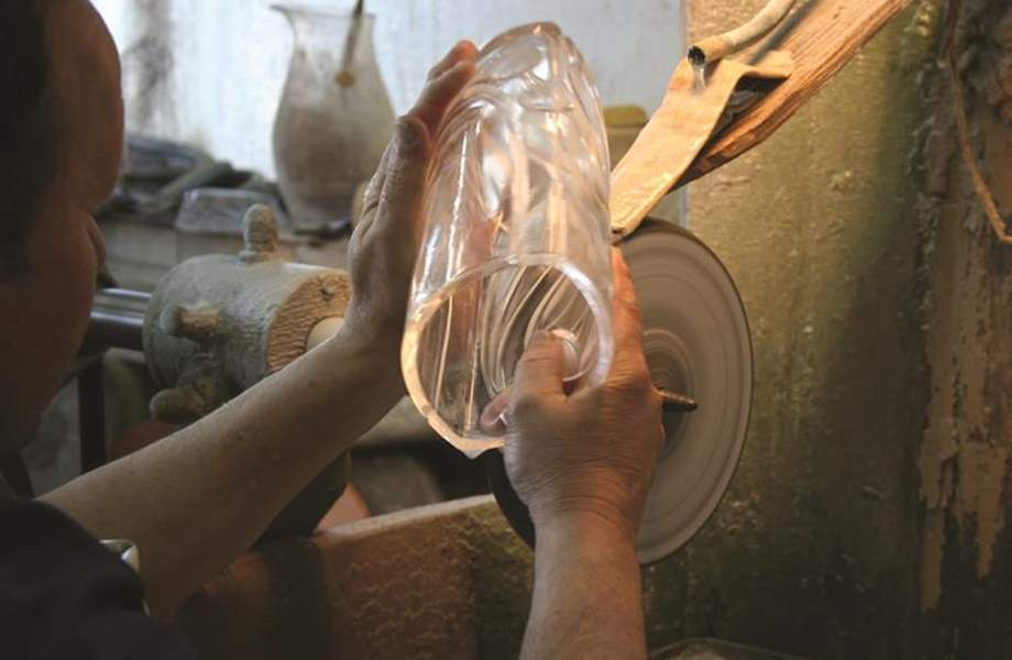 180 years of glass production