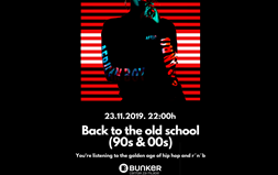 Back to the Old School Party / 23.11.
