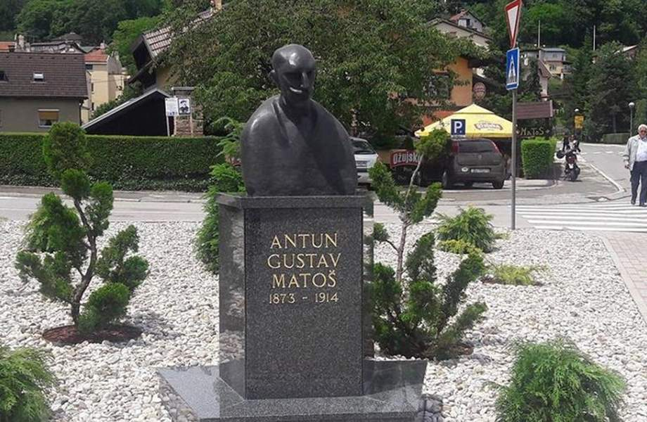 Antun Gustav Matos Samobor