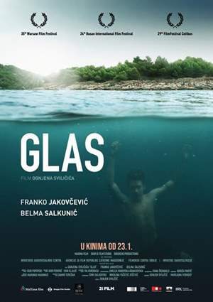 Pop Up Art kino: Glas