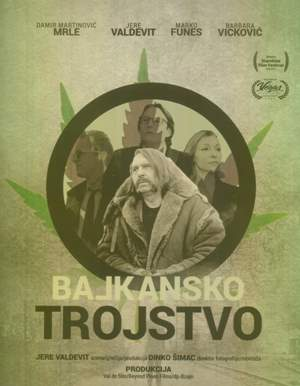 Pop Up Art kino: Balkansko trojstvo