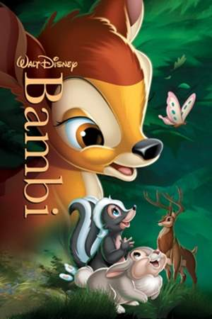 Pop Up Art kino: Bambi