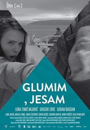 Pop up ART kino: Glumim, jesam