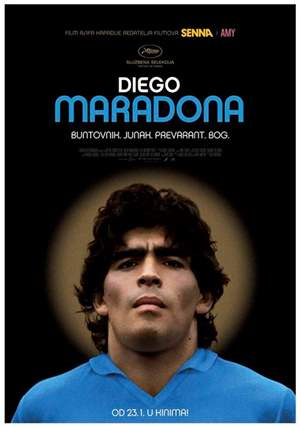 Pop Up Art kino: Diego Maradona