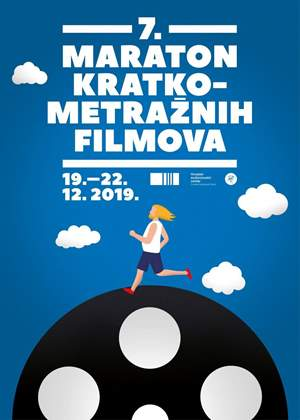 Pop Up Art kino: 7. Maraton kratkometražnih filmova