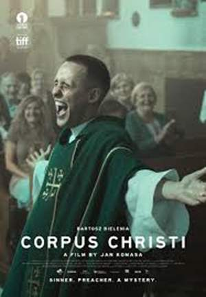 Pop Up Art kino: Corpus Christi