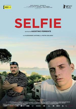Pop Up Art kino: Selfie